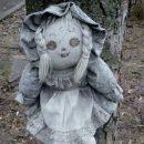 В Ростове по ночам нервы горожан испытывает зомби-кукла