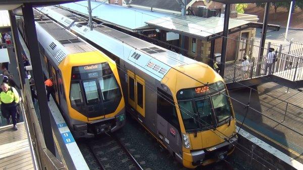 В Австралии пассажир поезда пострадал от внезапного минета попутчицы