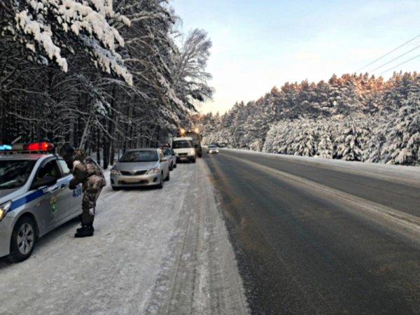 Музыканты группы «Пикник» попали в ДТП по дороге в Рязань