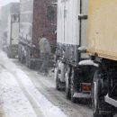 На Украине 19 населенных пунктов обесточено из-за обильного снегопада
