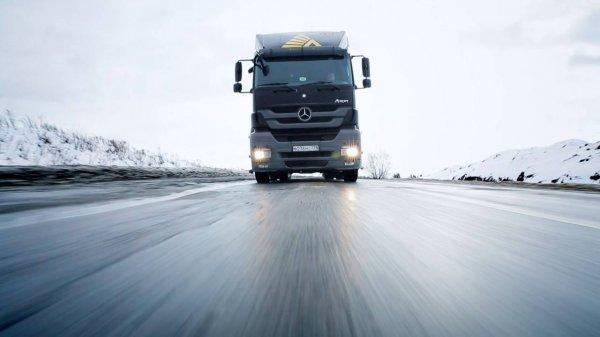 Снегопад не помешал логистике в Самарской области