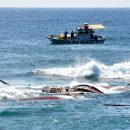В результате крушения лодки у берегов Греции погибли 14 человек