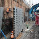 В Москве произошёл обвал грунта при строительстве метро