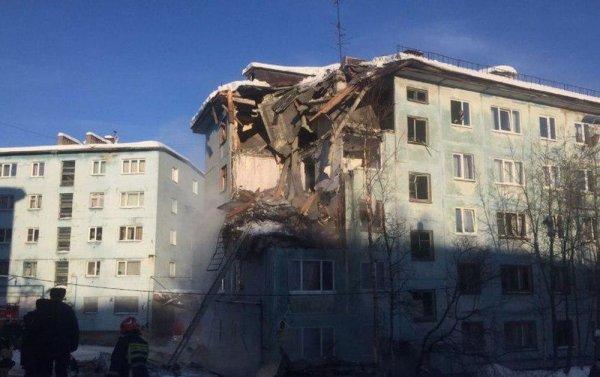 Виновник разрушения дома в Мурманске объяснил свои действия