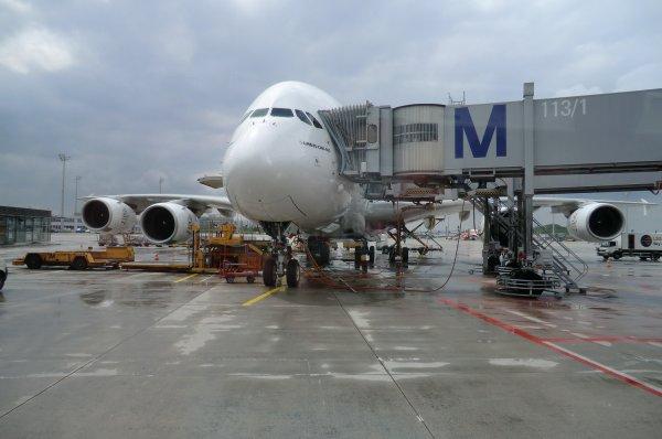 В Германии пьяного пилота задержали перед вылетом