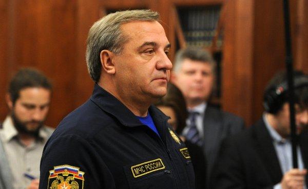 В Кемеровской области ввели режим ЧС из-за пожара в «Зимней вишне»