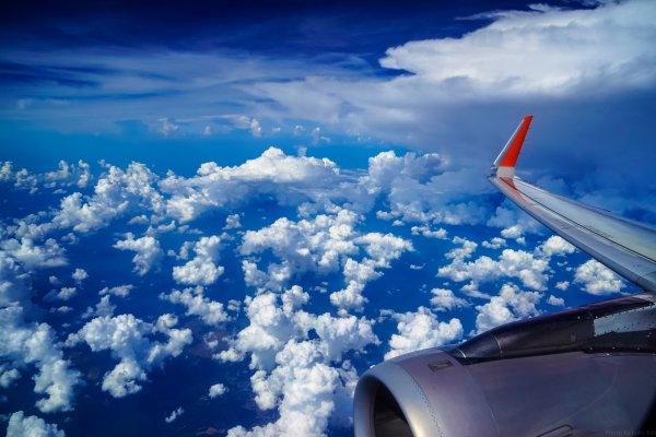 Самолет, следовавший из Штутгарта в Москву, лишился горючего в небе