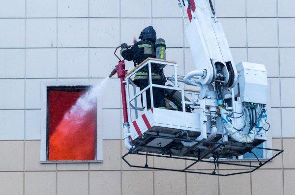 В Новосибирске отменили увеселительные мероприятия из-за пожара в Кемерово