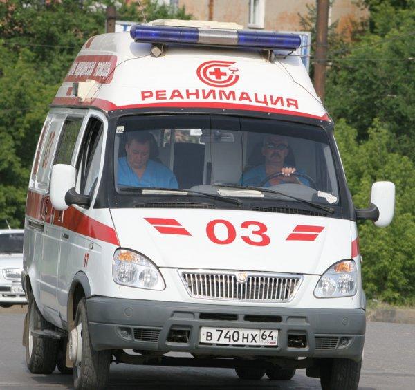 В Петербурге при пожаре в высотке госпитализирован младенец