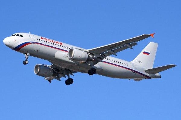 Самолет «России» наехал на ногу работнику аэропорта Лондона