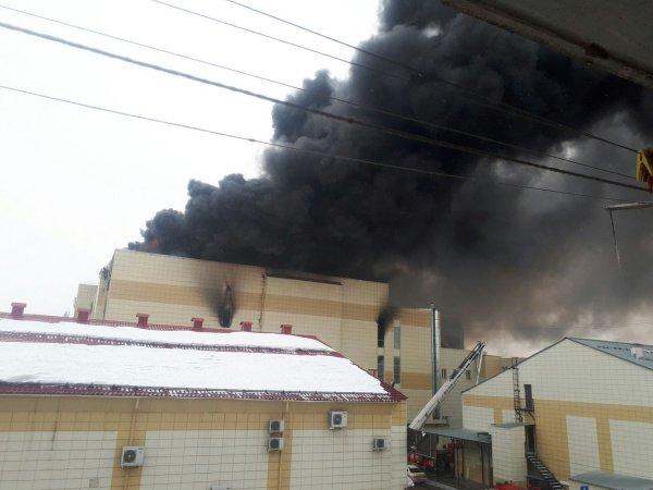 Три мамы спасли 10 детей во время пожара в ТРЦ «Зимняя вишня»