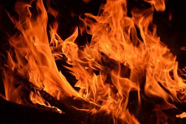 Обнародовано видео спасения людей из горящего ТЦ «Зимняя вишня»