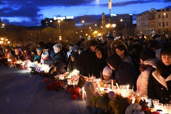 Родные погибших при пожаре в Кемерово пожаловались на аферистов