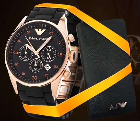 Часы Армани для тех, кто ценит стиль и статус