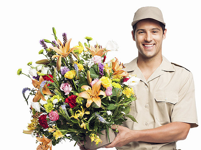 Круглосуточная доставка цветов от магазина Floribu