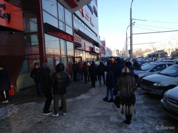 МЧС: Сигнализация в кемеровской «Зимней вишне» находилась на ручном управлении