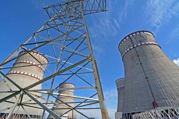 В Хмельницкой области внезапно отключился энергоблок местной АЭС