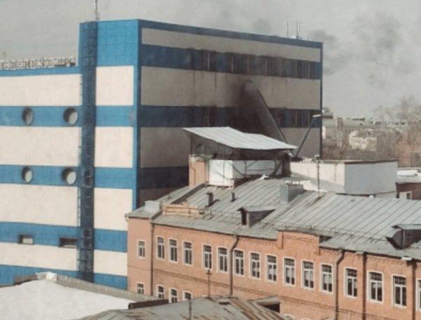 Стало известно о 9 жертвах пожара в ТЦ «Персей» в Москве