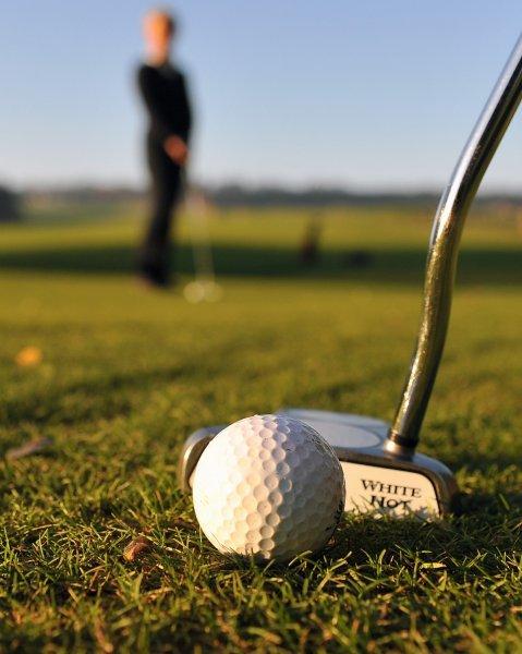 Страстного любителя гольфа застали за сексом с лункой