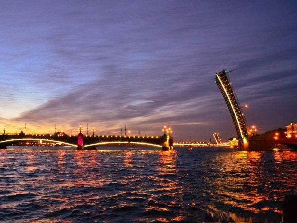 Охранники Литейного моста напали на представителей «России-1»