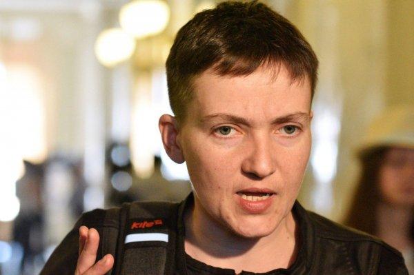 14-й день голодовки: Савченко в СИЗО вызвали скорую