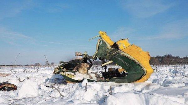 Родные жертв крушения Ан-148 требуют ежемесячной компенсации