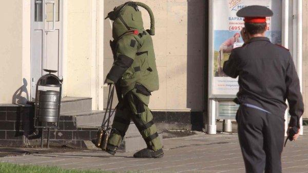 Неизвестный сообщил об угрозе взрыва в жилом доме на Ярославском шоссе