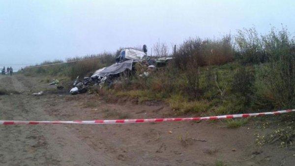В Аргентине в результате крушения самолета жизни лишились пять человек