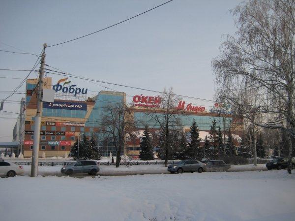 Из ТЦ в Башкирии эвакуировали около 2 тыс человек
