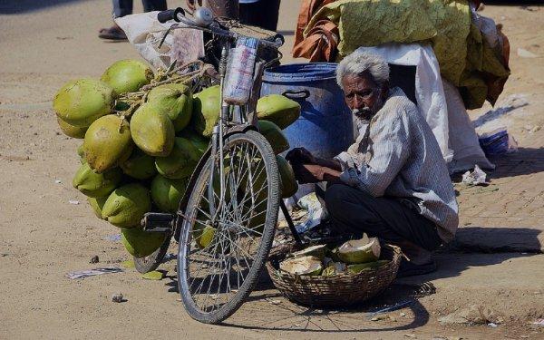 Российского велотуриста жестоко избили факелом в Индии из-за языкового барьера