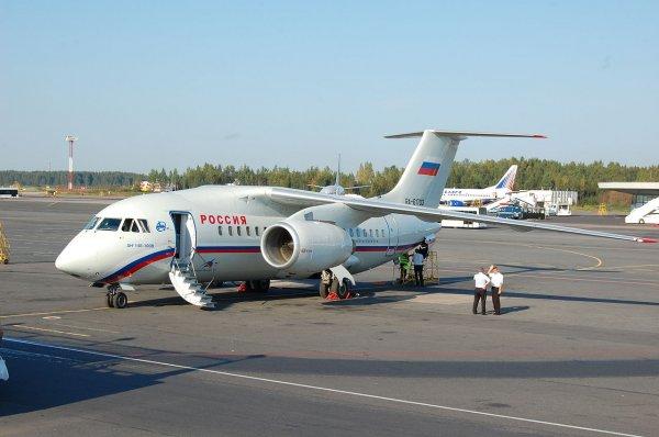 МЧС намерено повторно обследовать место крушения Ан-148