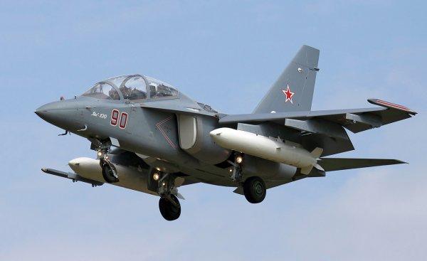 В Воронежской области самолёт Як-130 потерпел крушение