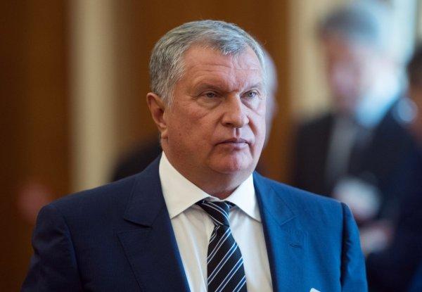 Сечин появился в суде для дачи показаний по делу Улюкаева