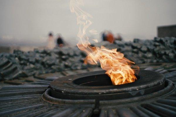 В Омской области гимназистка-отличница поджарила крабовое мясо на Вечном огне