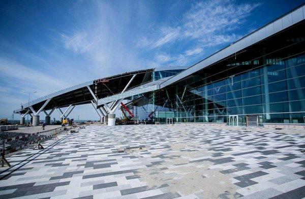Аэропорт Платов эвакуировали из-за пожарной сигнализации