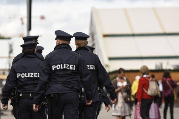 Обезглавленная кукла стала причиной тревоги немецких полицейских