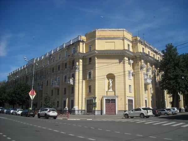 В центре Ярославля прогремел взрыв