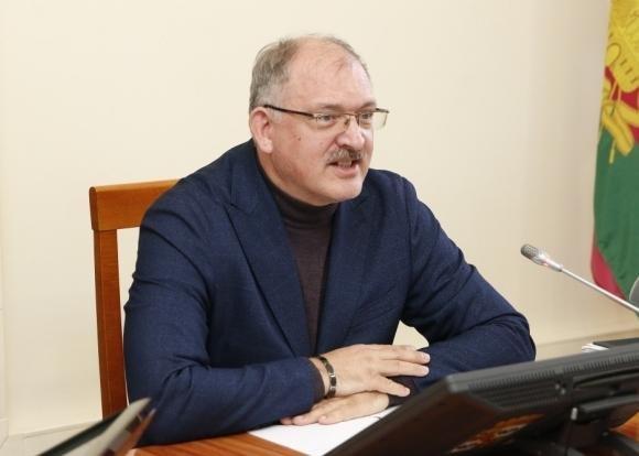В Краснодарском крае задержали главного архитектора Игоря Мазурка
