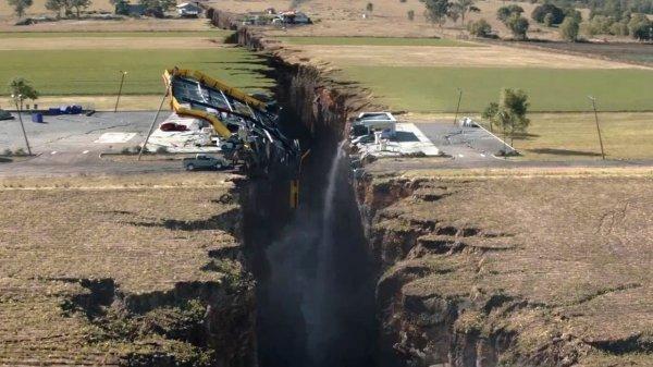 В США была обнаружена «тектоническая бомба замедленного действия»