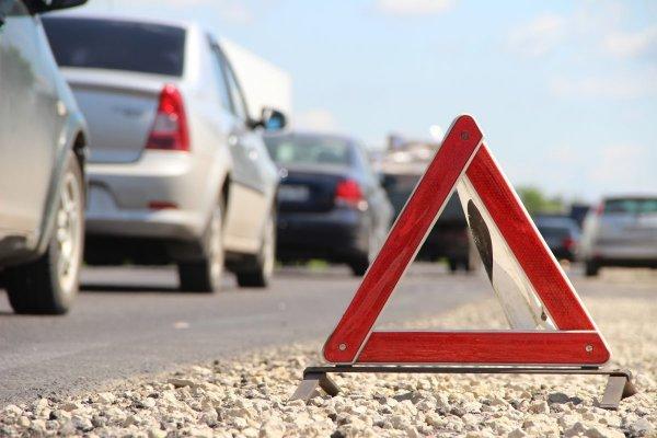 В массовом ДТП под Брянском пострадали 9 человек