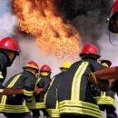 В Воронеже из-за пожара в общежитии пострадали несколько человек
