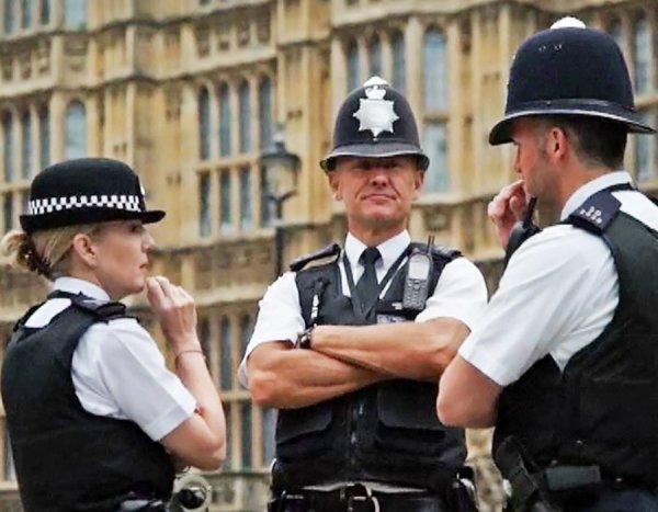 В Британии злоумышленник в обнажённом виде пытался спрятаться от полиции в кухонном шкафу