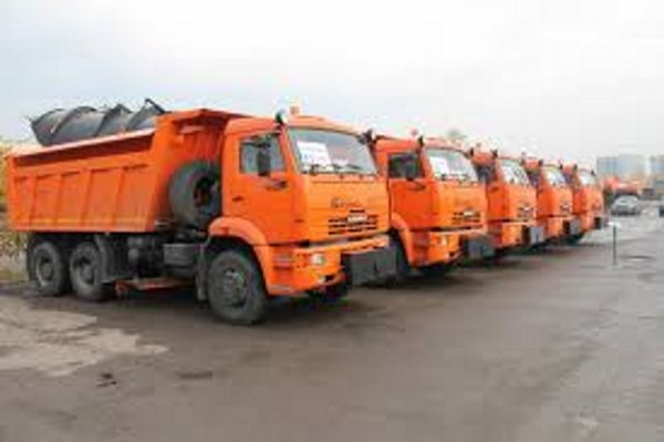 В Воронежской области во время ремонта дорог набросали мусора жителям во дворы