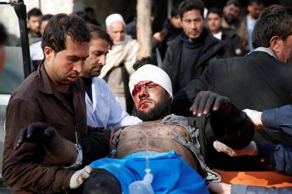 Количество жертв теракта в Кабуле превысило 40 человек