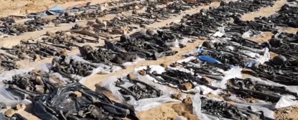 В Латвии при ремонте дороги найдены останки 145 советских солдат