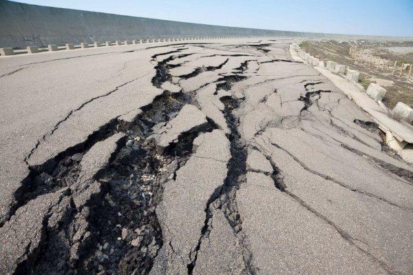 В Анапе произошло землетрясение магнитудой до 4,2 баллов