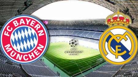 «Реал» - «Бавария», Лига Чемпионов 25.04.2018: прямая онлайн трансляция, прогноз на матч