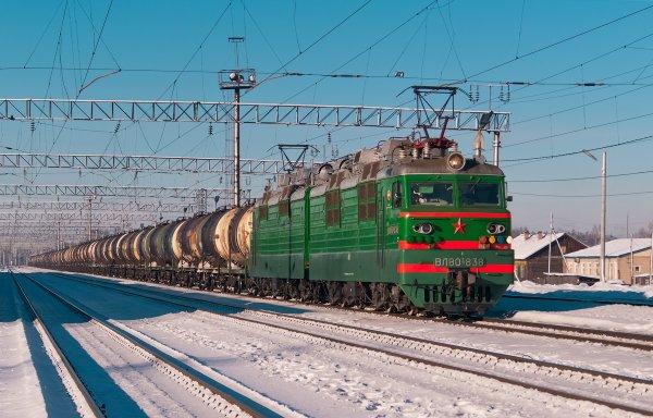 В Сети появилось видео столкновения трактора с поездом в Перми