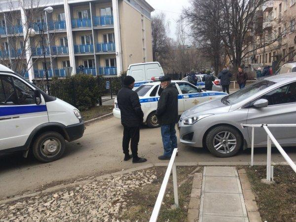 В Ижевске неизвестный сообщил о бомбе в магазине хозтоваров