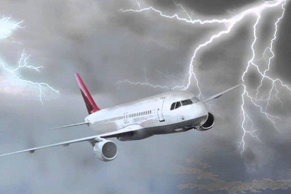 При вылете из «Шереметьево» молнии поразили два самолета
